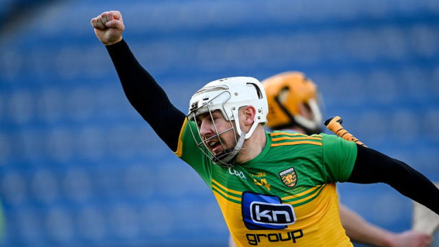 donegal late goals nicky rackard cup final mayo