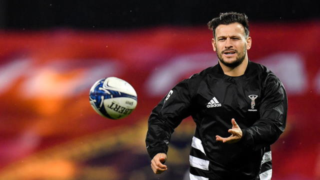 danny care harlequins munster diving psg