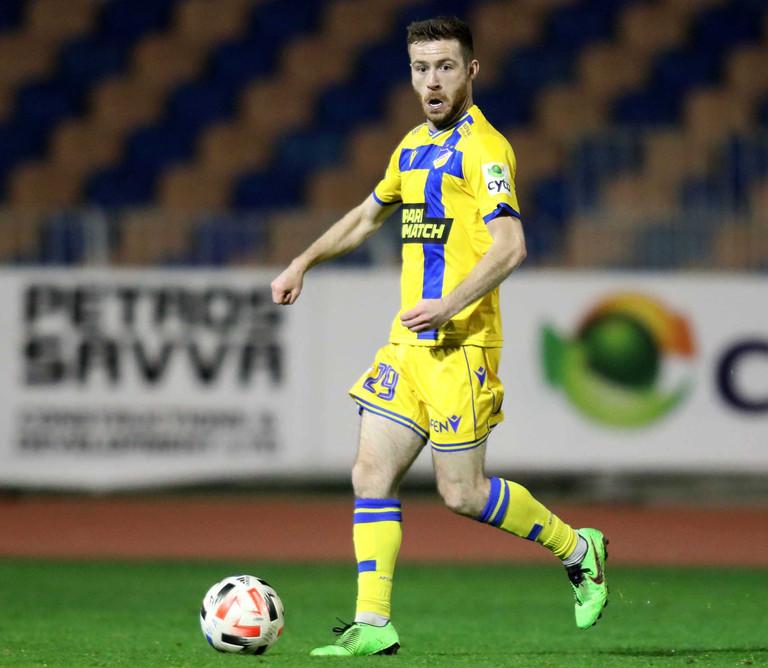 McCarthy saked as APOEL boss