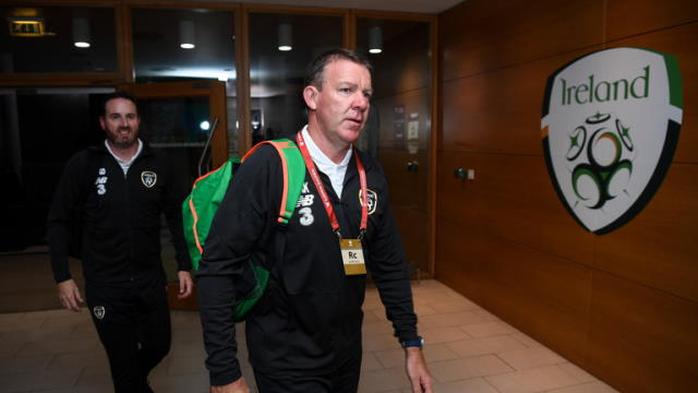 alan kelly steps away ireland backroom team