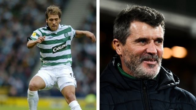 Stiliyan Petrov roy keane celtic manager