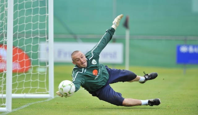 dean kilely ireland goalkeeping coach