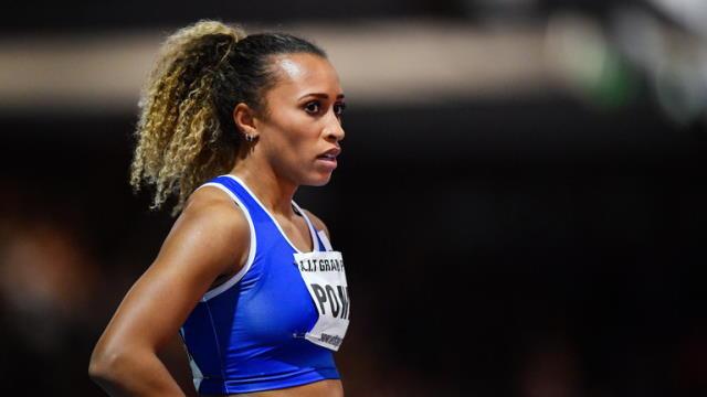 nadia power irish 800m indoor record