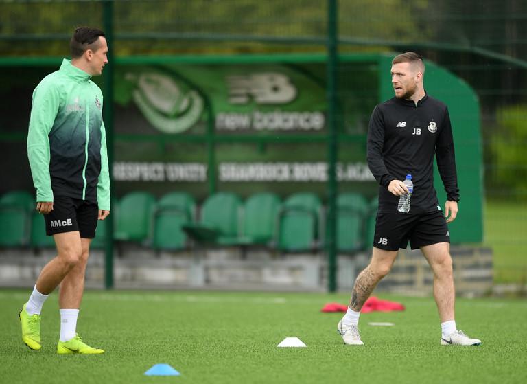 Irish Players Transfer