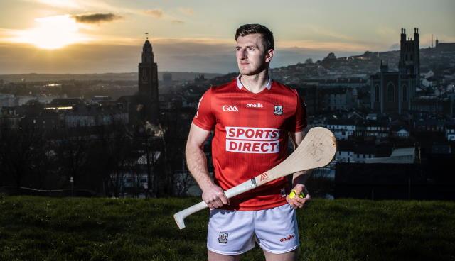 patrick horgan cork sports direct sponsorship
