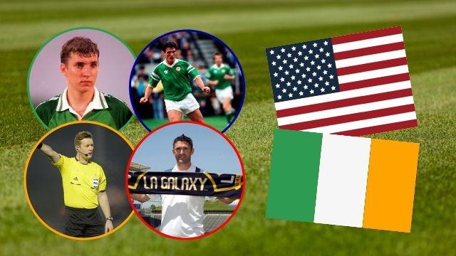 irish players in the mls