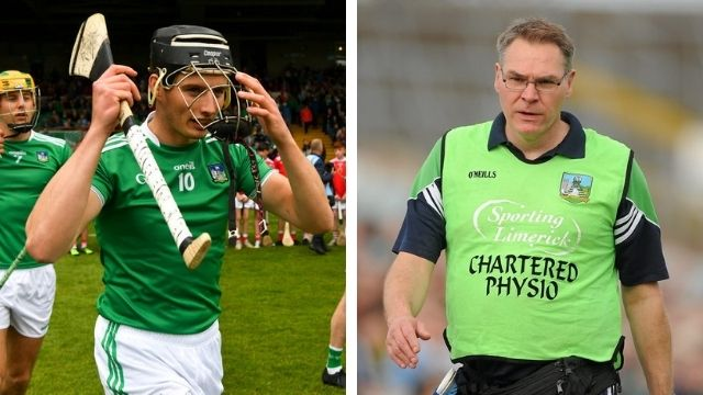 gearoid hegarty mark van drumpt limerick physio