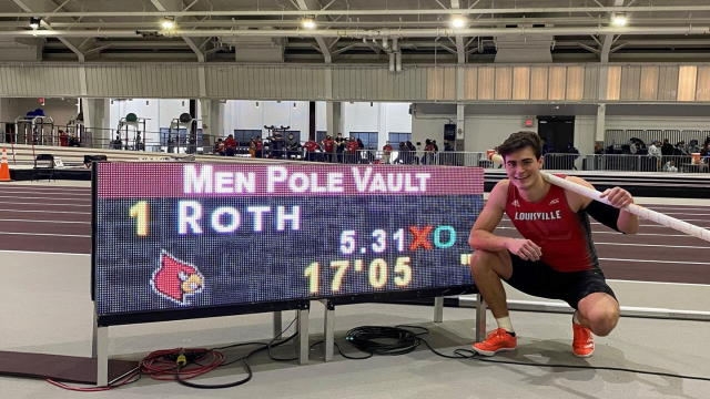 sean roth pole vault ireland