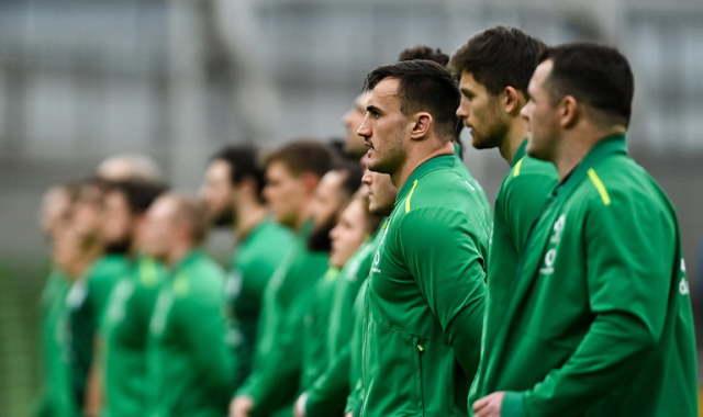 ireland team play italy 2021 six nations