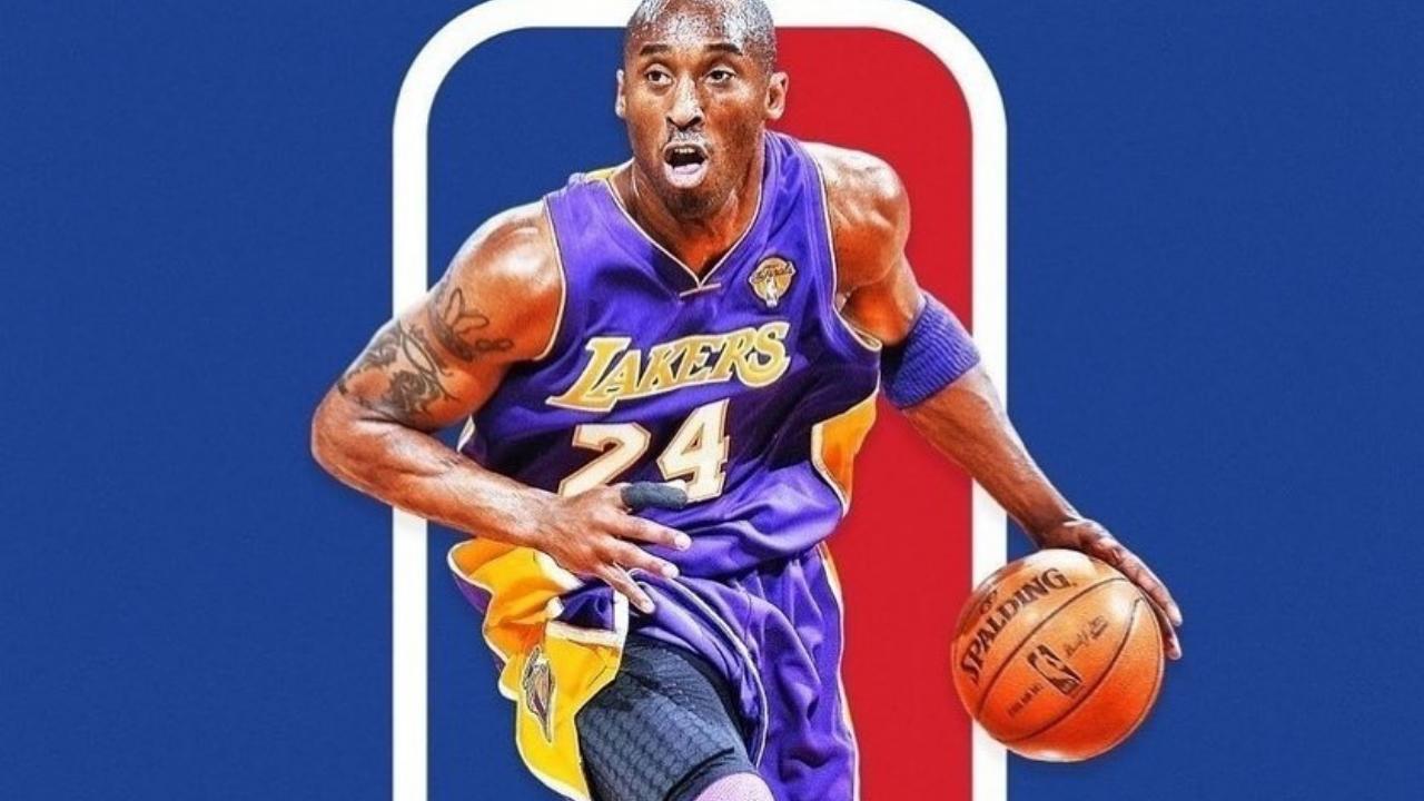 Kobe Bryant new NBA logo