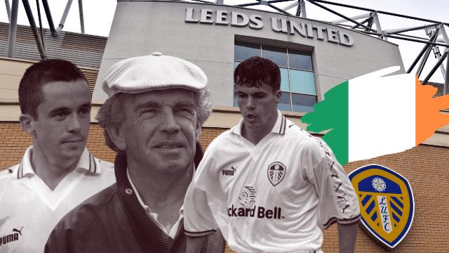 Leeds United Ireland