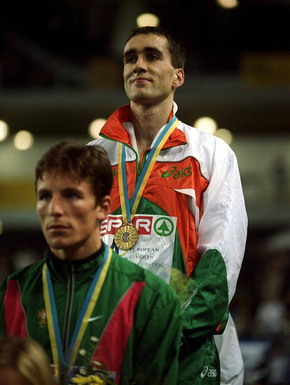 Ireland At The European Indoor Athletics Championships