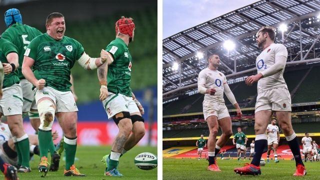 english media reaction ireland beat england 2021 six nations