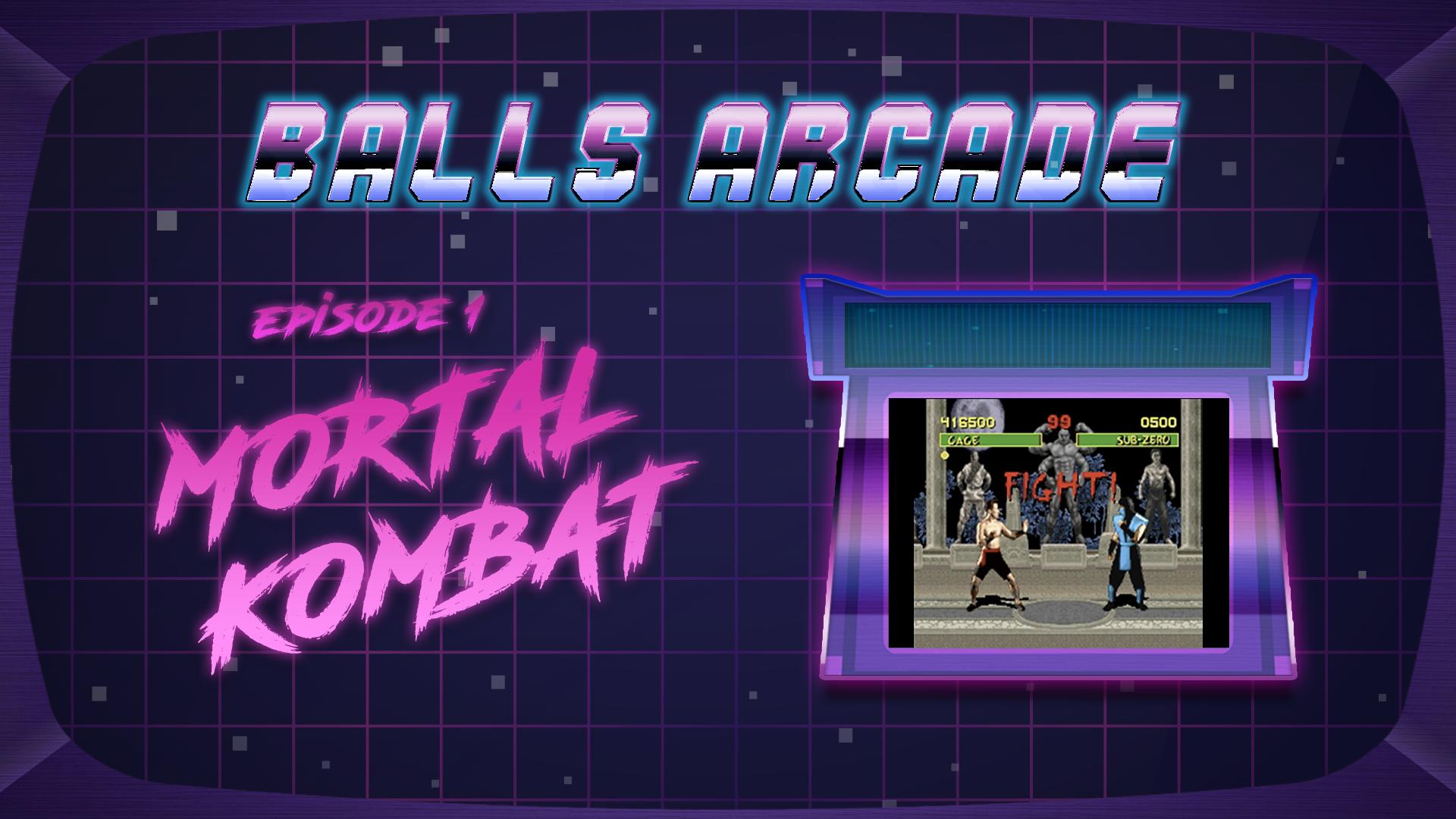 Balls Arcade