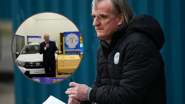 Sligo Rovers Finn Harps Car Draw