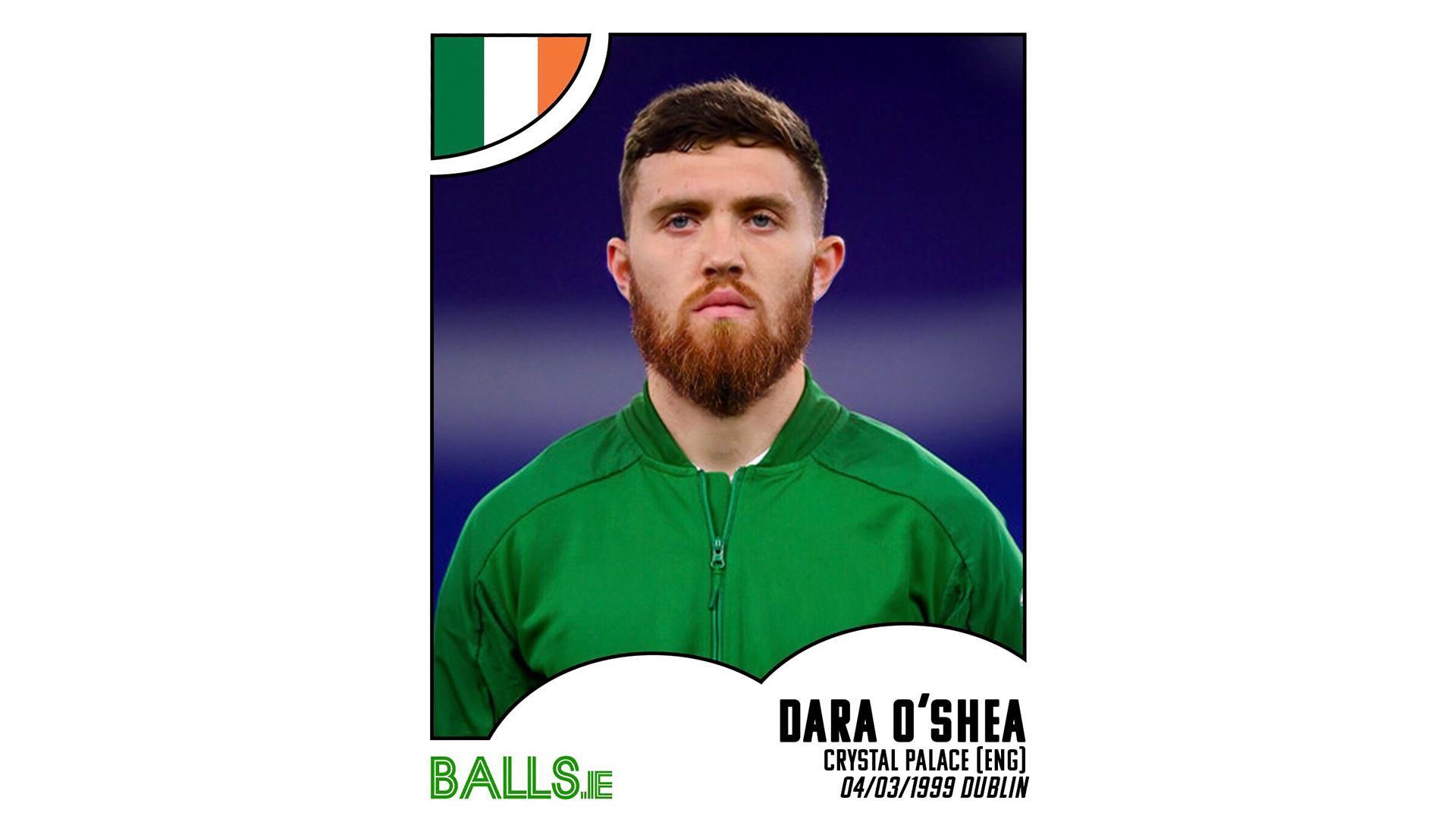 Dara O'Shea 2030