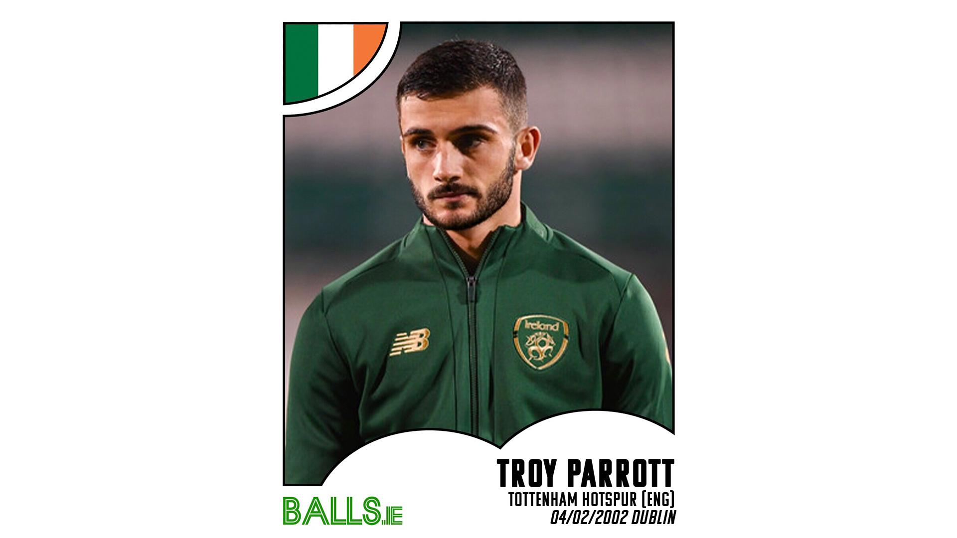 Troy Parrott 2030