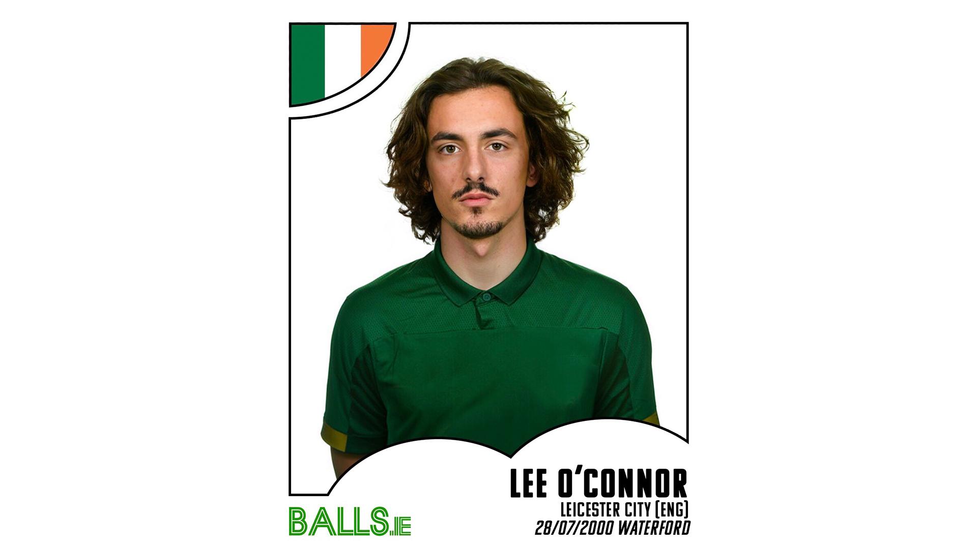 Lee O'Connor 2030