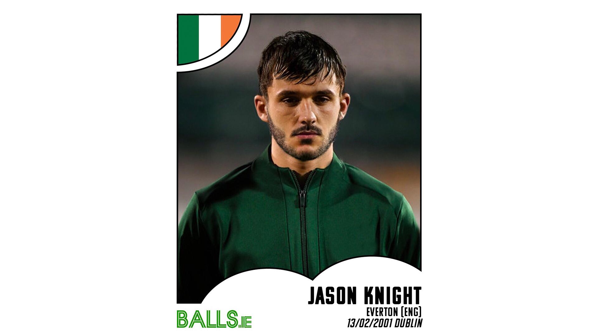 Jason Knight 2030