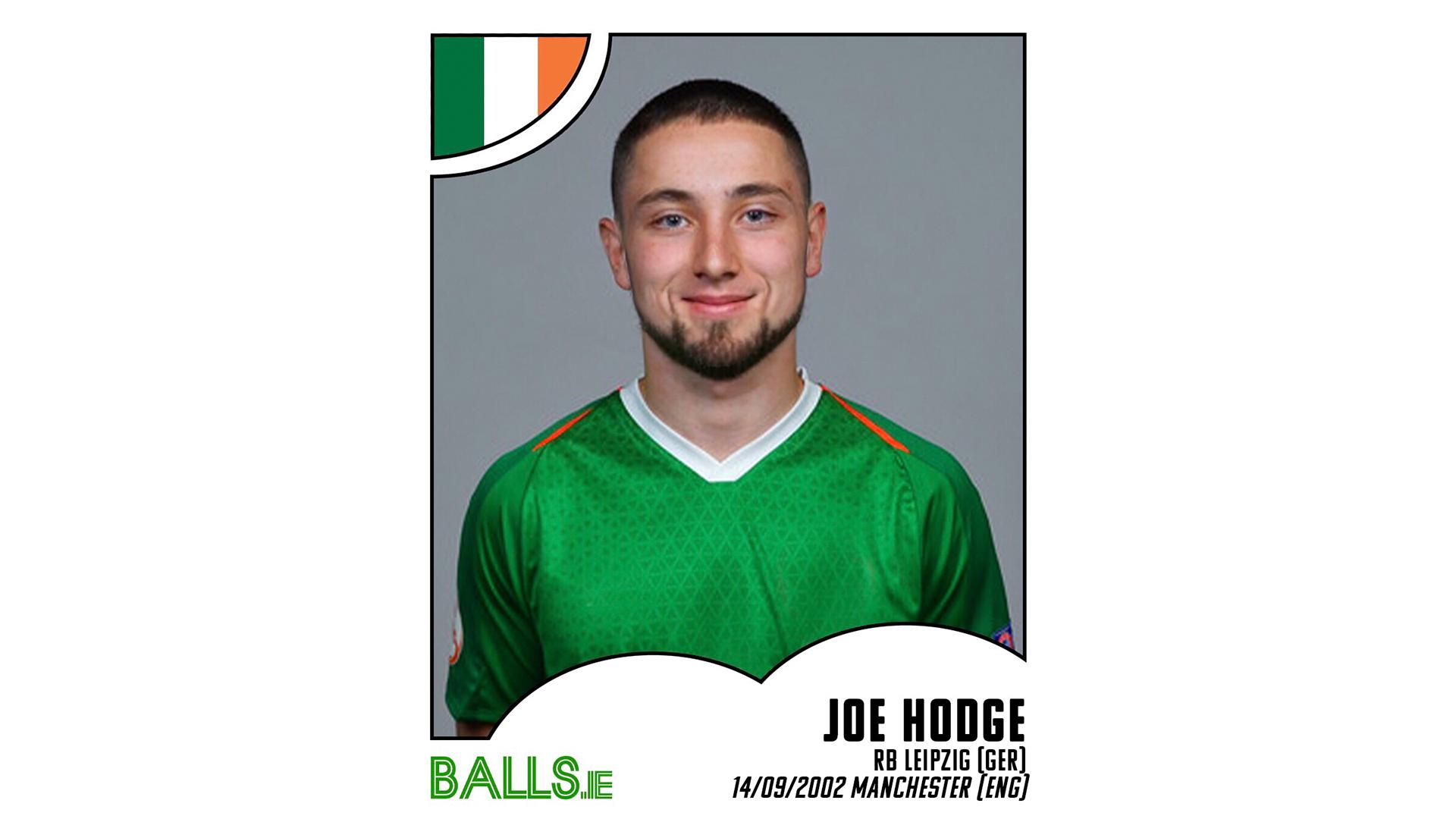 Joe Hodge 2030