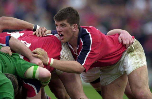 munster beat rest of ireland 2001