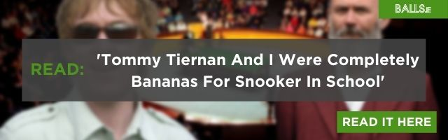 ronnie o'sullivan respotted white selby snooker final