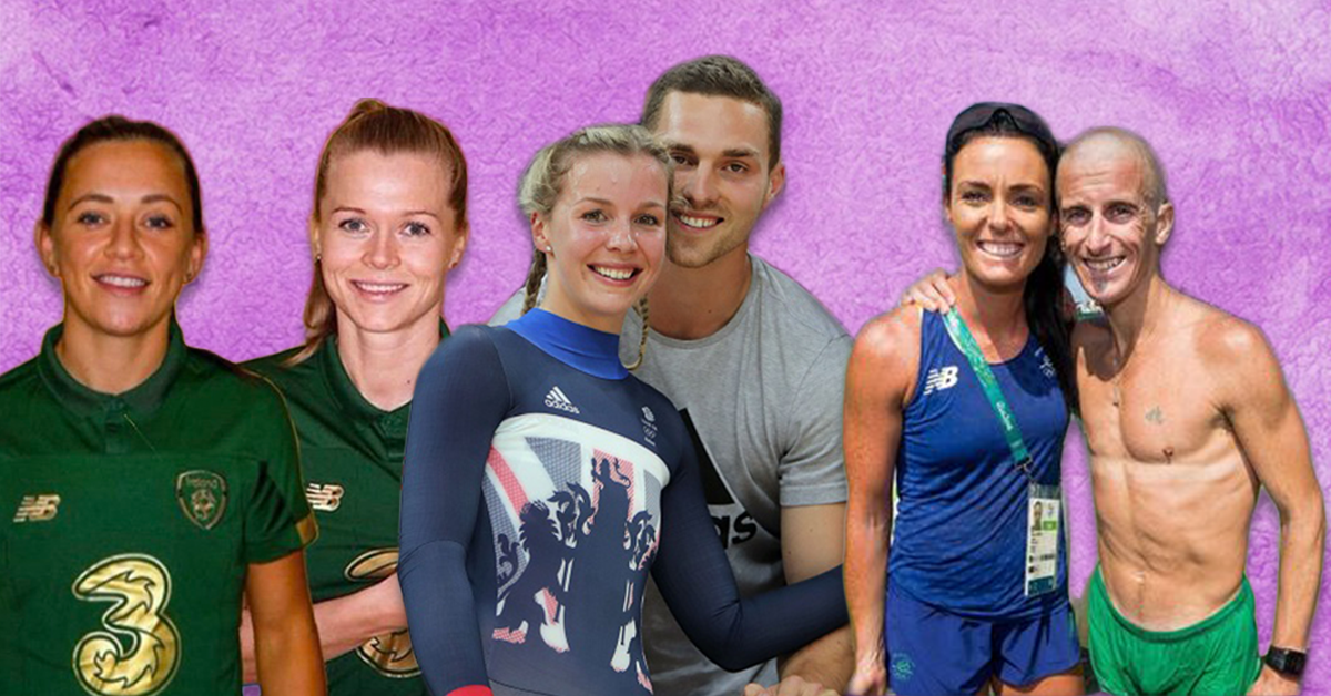 Sporting Power Couples