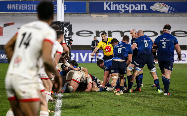 how to watch leinster v ulster