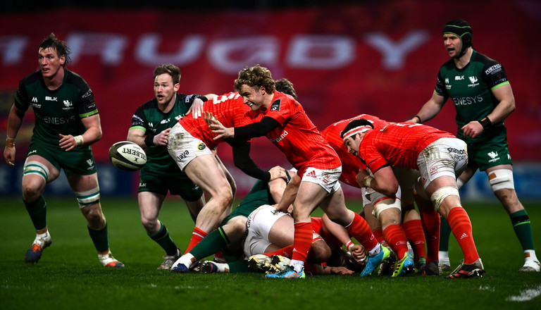 How to watch Munster v Connacht