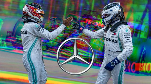 Lewis Hamilton teammate