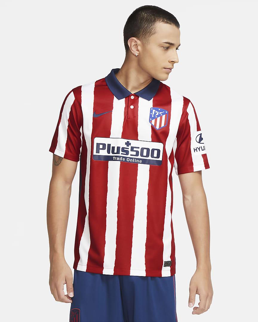 Atletico Madrid jersey