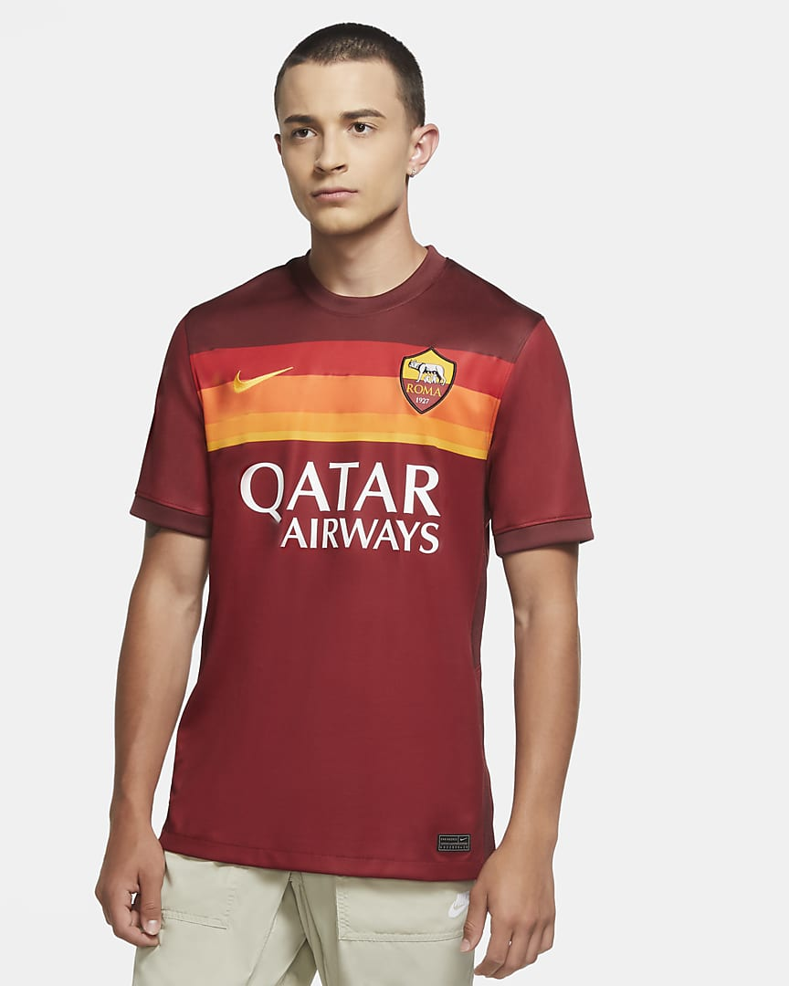 Roma jersey