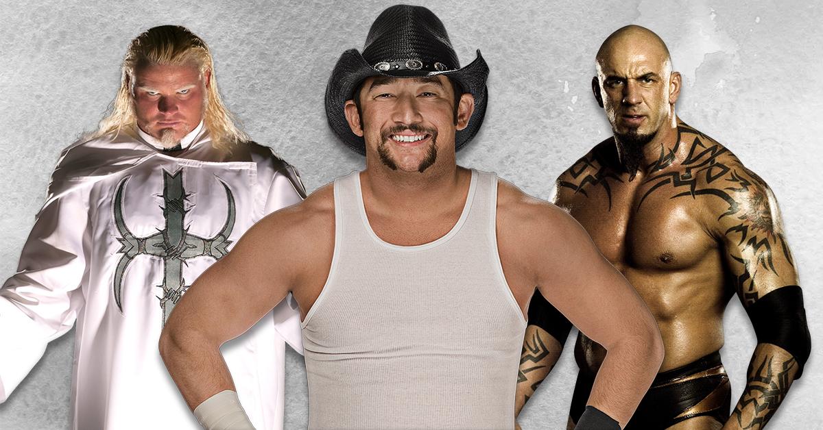 WWE 2000s