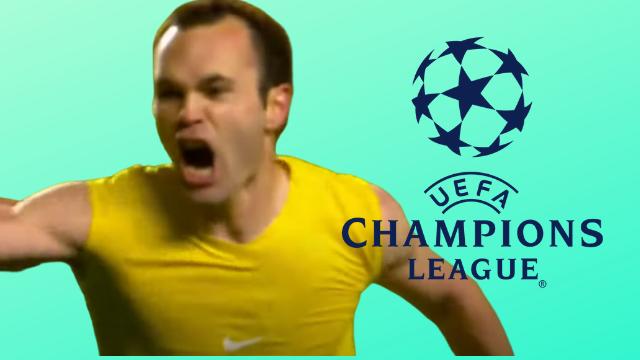 Away goals Champions League