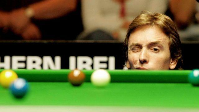 john higgins worst felt snooker table