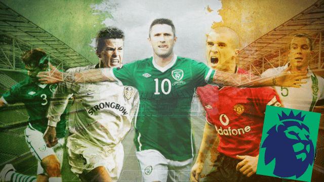 Irish premier League players