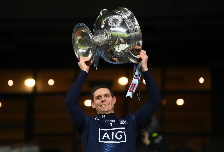 When is the All-Ireland football final