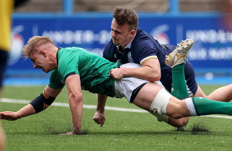 Ireland U20s Scotland