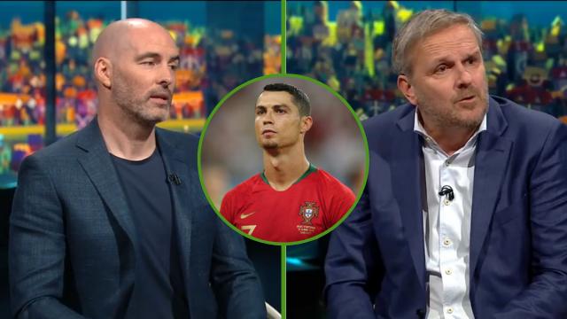 Hamann Sadlier Ronaldo