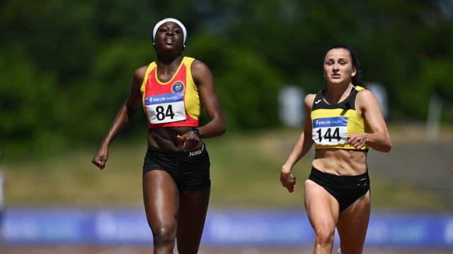 emer mckee 12-year-old belfast 5k record