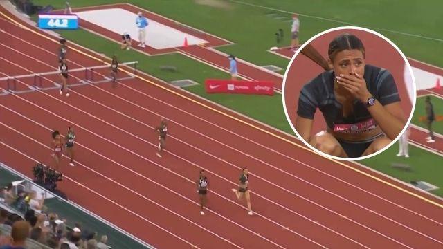 erriyon knighton 17-year-old 200m olympics