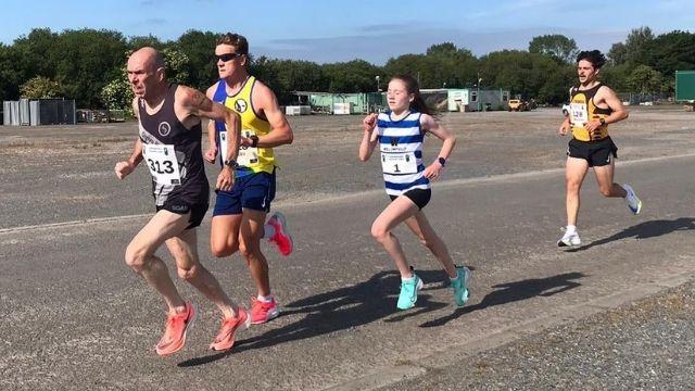 mark english 800m olympic qualifier irish record
