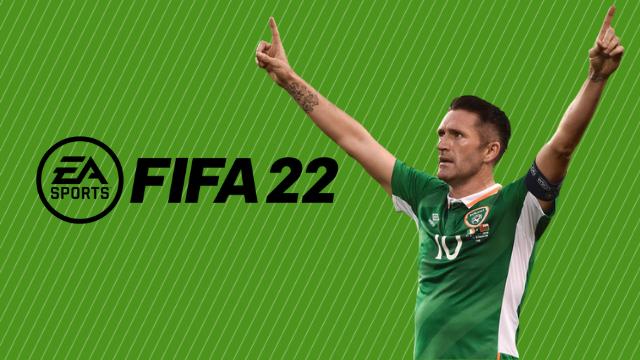 Robbie Keane FIFA 22