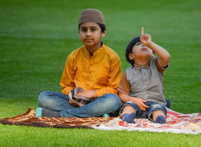 Eid Al-Adha Prayer 2021 croke park