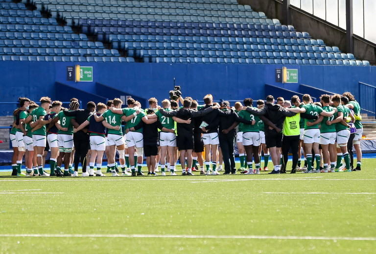 Ireland U20s rugby