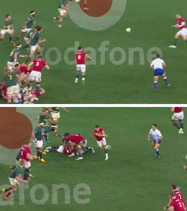 lions south africa first test analysis