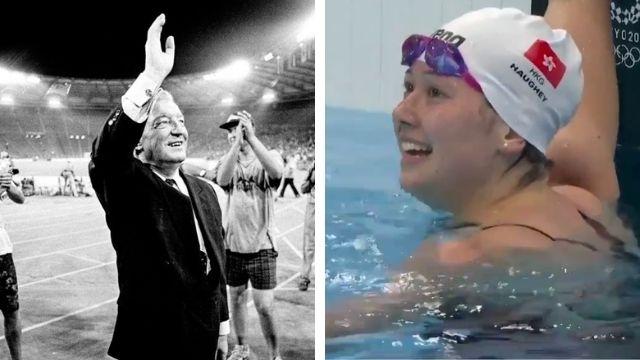 sioghan haughey charlie haughey grand niece silver-hong kong olympics