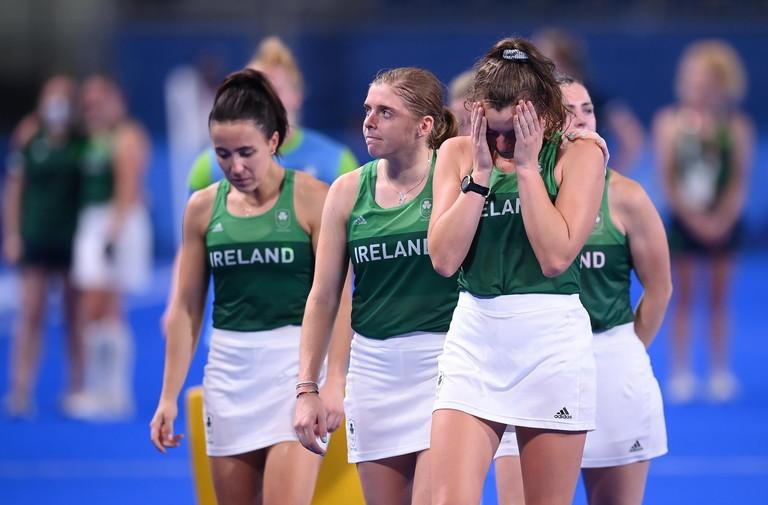 Ireland Women's Hockey Team