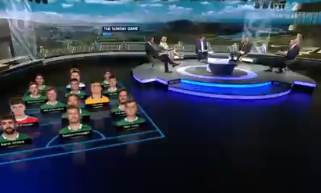 Sunday Game Team of the Year