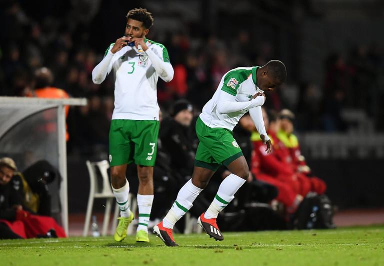 Michael Obafemi Swansea